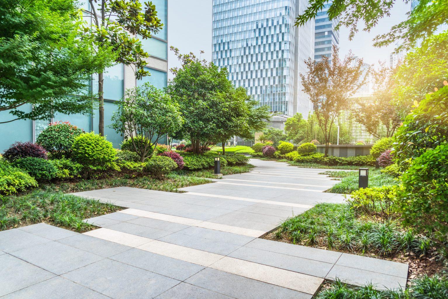 Commercial Landscape Design | Eos Outdoor Services