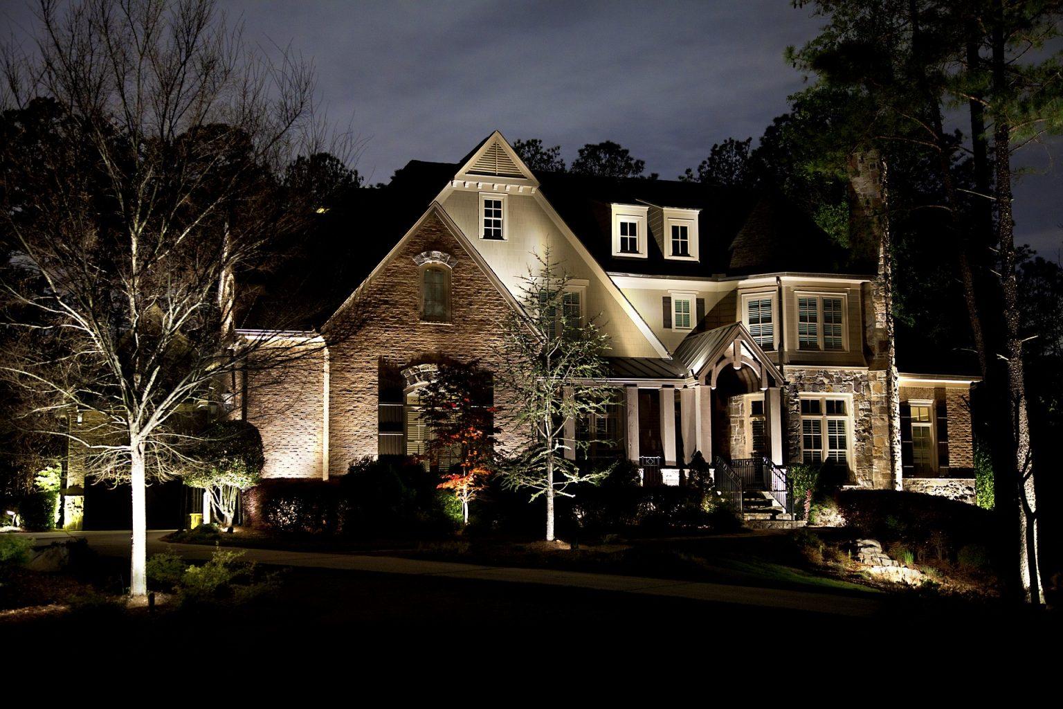 Landscape Lighting Service Eos Outdoor Services